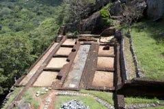 Sigiriya ruins Stock Image