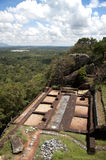 Sigiriya ruins Royalty Free Stock Photography