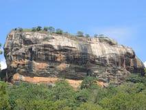 Sigiriyas mountain Stock Image