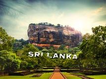 Sigiriya, Sri Lanka imagens de stock royalty free