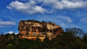 Sigiriya Sri Lanka Arkivfoton