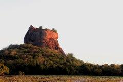 Sigiriya Sri Lanka Royaltyfri Fotografi