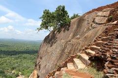Sigiriya, Sri Lanka Imagen de archivo