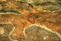 Sigiriya, Sri Lanka - la roccia del leone, fortezza della roccia Immagini Stock