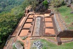 Sigiriya Sri Lanka. Sigiriya (Lion Rock), historical and archaeological site near Dambulla, Sri Lanka. Sigiriya is a UNESCO listed World Heritage Site. It is one Stock Images