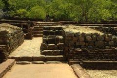 Sigiriya, Sri Lanka - Lion's Rock, Rock Fortress Stock Image