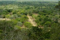 Sigiriya, Sri Lanka - Lion's Rock, Rock Fortress Royalty Free Stock Images