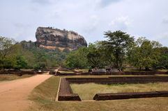 Sigiriya Sri Lanka Royalty Free Stock Photos