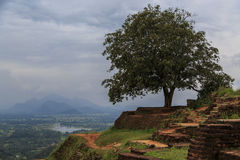 Sigiriya, Sri Lanka Royalty Free Stock Photography