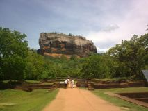 Sigiriya. stock photo