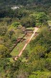 Sigiriya trädgårdar Royaltyfria Foton