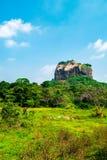 Sigiriya vaggar, eller lejonet vaggar, Sri Lanka royaltyfri bild