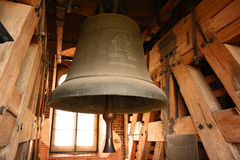Sigismund Bell (Cracow, Krakow; Poland). The XVI-century royal Sigismund Bell of the Wawel Cathedral in the Polish city of Krakow. The Krakow landmark Stock Photos