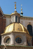 Sigismund S Chapel Royalty Free Stock Photography