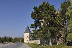 Siglo de Kontskih XVII del castillo Fotos de archivo libres de regalías