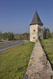 Siglo de Kontskih XVII del castillo Imagen de archivo