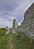 Siglo del castillo XII-XVI de Kremenetsky Foto de archivo
