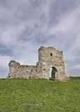 Siglo del castillo XII-XVI de Kremenetsky Fotografía de archivo