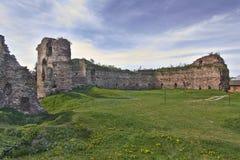 Siglo del castillo XIV-XVI de Buchach Imagen de archivo