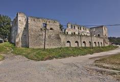 Siglo del castillo XVII de Golskih Fotos de archivo libres de regalías