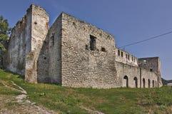 Siglo del castillo XVII de Golskih Fotos de archivo