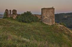 Siglo del castillo XVII de Kudryntsi Imágenes de archivo libres de regalías