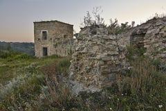 Siglo del castillo XVII de Kudryntsi Foto de archivo