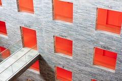 χτίζοντας τα πατώματα μέσα &sigm Στοκ φωτογραφίες με δικαίωμα ελεύθερης χρήσης