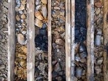 τρυπημένα με τρυπάνι πυρήνα&sigma Στοκ φωτογραφίες με δικαίωμα ελεύθερης χρήσης
