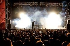 Sigma (zespół) wykonuje przy MBC Fest Zdjęcie Stock