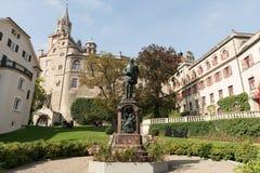 Sigmaringen - Германия Стоковая Фотография