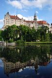 Sigmaringen Castle Royalty Free Stock Photos