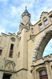 Sigmaringen castle in Germany Royalty Free Stock Photography
