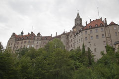 Sigmaringen Castle  Stock Photography