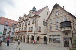 Sigmaringen Royalty Free Stock Photography