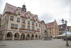 Sigmaringen Royalty Free Stock Photo