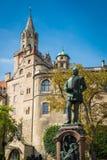 Sigmaringen - Deutschland stockfotografie