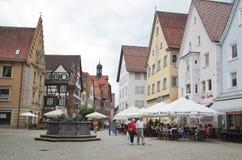 Sigmaringen Stock Photo