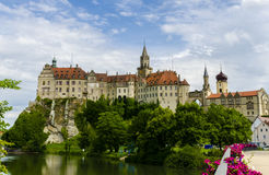 Sigmaringen Schloss Stockfotos