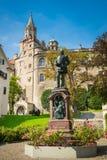 Sigmaringen - Tyskland Royaltyfria Foton
