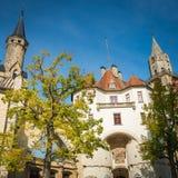 Sigmaringen - Tyskland Fotografering för Bildbyråer