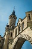 Sigmaringen - Tyskland Arkivbilder