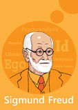 Sigmund Freud Royalty Free Stock Photos