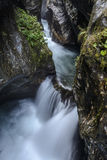 Sigmund Thun Klamm dans Kaprun Photo stock