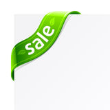 Sign «Sale» Stock Photography