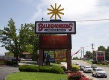Baldknobber's Jamboree Show, Branson Missouri Royalty Free Stock Photography