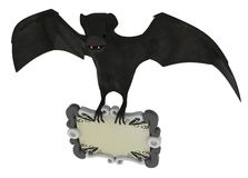 Sign Bat Royalty Free Stock Photo