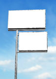 Sign board Stock Photo
