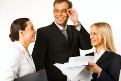 Sign of business teacher Stock Photo