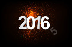 2016 sign Stock Photos